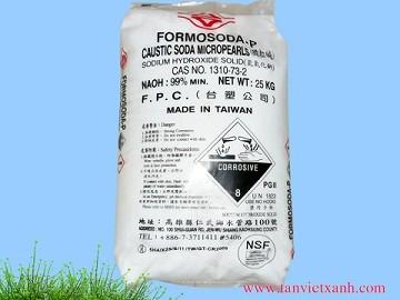Hóa chất NaOH hạt Taiwan